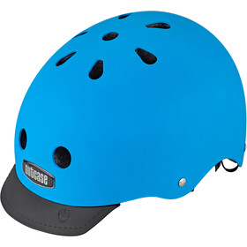 Nutcase Street Helm Kinder bay blue matte